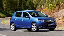 Seit Ende 2012 bietet Dacia die zweite Generation des Sandero an.