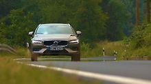 Wachstumsschub beim V60: Volvo schickt letzten Diesel ins Rennen