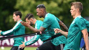 Keine Ablenkung durch Wechselgerüchte: DFB-Auswahl fiebert Mexiko-Spiel entgegen