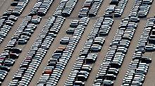 VW bleibt Marktführer: Weniger Autoverkäufe in Europa
