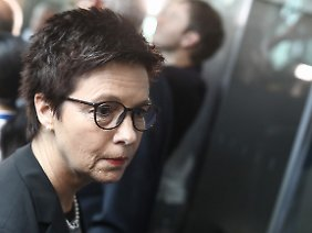 Jutta Cordt hat am Freitag ihren Posten als Bamf-Chefin verloren.