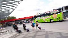 Flixbus beherrscht 94 Prozent des deutschen Fernbusmarktes.