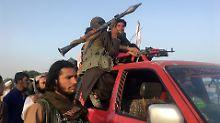 Taliban greifen wieder an: Regierung verlängert Waffenruhe einseitig