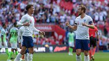 """Der n-tv.de WM-Routenplaner: England tröstet, """"Ibra"""" nervt, Südkorea trickst"""