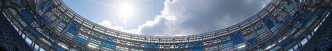 Der Sport-Tag: 07:12 Für DFB-Gegner Schweden wird's sonnig