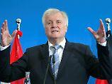 Neuer Streit in Sicht: Seehofer plant Leistungskürzungen