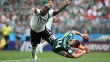 """Presse unkt DFB aus der WM: """"Mexiko-Show stürzt Hierarchien um"""""""