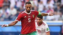 Der Sport-Tag: Portugal erwartet trotz Ronaldo schweres Spiel gegen Marokko