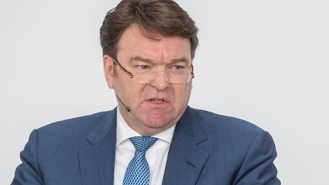 Audi-Vertriebschef Bram Schot soll vorläufig die Geschäfte übernehmen.