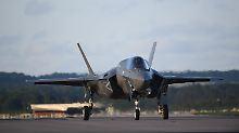 Keine F-35 für die Türkei?: US-Senat will Kampfjet-Export stoppen