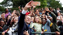 """Alles klar, Manu?"": Macron kanzelt Jugendlichen ab"