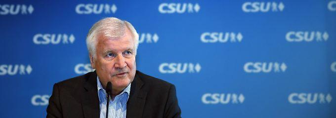 Streit in der Union: Warum Seehofer recht hat