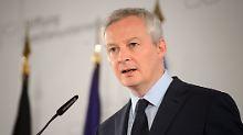 Debatte um Eurozonen-Budget: Frankreich will 20-Milliarden-Topf