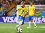 WM-Fakten für Besserwisser: Brasiliens Torquote fordert Costa Rica heraus