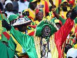 Mit Schränken und Topspeed: Senegal rettet die afrikanische WM-Ehre