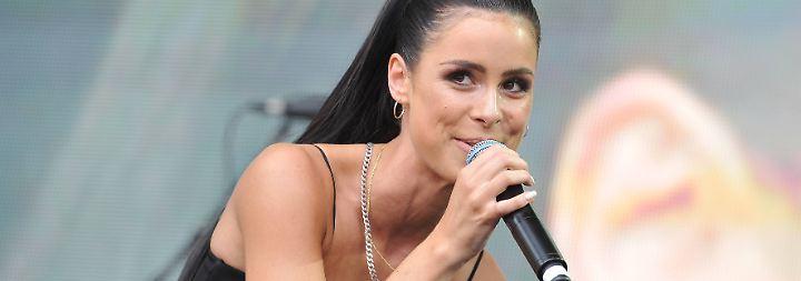 Promi-News des Tages: Lena posiert halbnackt im DFB-Trikot