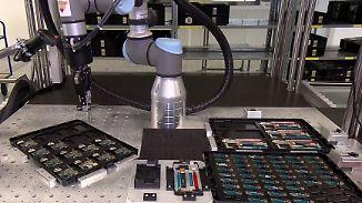 Hightech aus Bocholt: Hersteller baut Smartphones in Deutschland