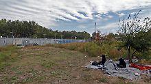 Gesetzespaket verabschiedet: In Ungarn droht Flüchtlingshelfern Gefängnis