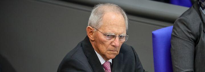 Der IWF gibt Geld für Athen, hat Wolfgang Schäuble versprochen. Das hat sich nicht bewahrheitet.