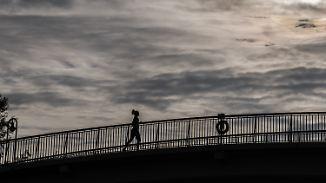 Sonne auf dem Rückzug: Zahlreiche Schauer sorgen für Abkühlung