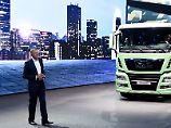 Börsenkandidat des Jahres: VW Trucks rechnet mit Milliardenerlös