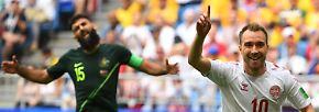 Es ist der 13. Treffer in den zurückliegenden 15 Länderspielen für den Profi von Tottenham Hotspur.