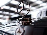 Der Börsen-Tag: Trumps Zollkrieg trifft die Daimler-Aktie