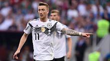 DFB-Team vorm Schweden-Spiel: Der Schlüssel heißt Marco Reus