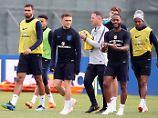 Der Sport-Tag: Aufstellungs-Fauxpas: Hat Englands Co-Trainer zufällig was verraten?