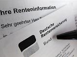 Beitragssenkungen möglich: Renten-Rücklage bleibt auf Rekordniveau