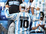 Der Sport-Tag: Argentinienfan bekommt WM-Verbot - wegen öbszöner Videos