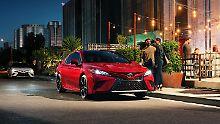 In den USA ist der Toyota Camry ein echter Verkaufsschlager.