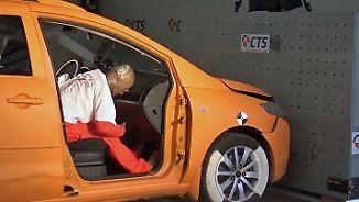 200 Verkehrstote ließen sich verhindern: Gurte sind immer noch Lebensretter Nummer eins