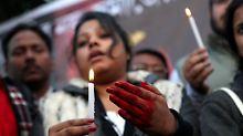 In Indien werden Frauen immer wieder Opfer sexueller Gewalt.