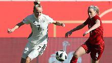 Der Sport-Tag: DFB-Frauen klettern auf Platz zwei der Fifa-Weltrangliste