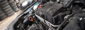 Ältere Diesel-Fahrzeuge: Experten halten Nachrüstungen für möglich