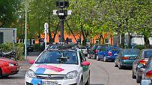 Neues Kartenmaterial: Google schickt wieder Kamera-Autos