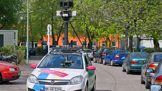 Frühere Kamera-Fahrten von Google hatten Debatten über Datenschutz ausgelöst.