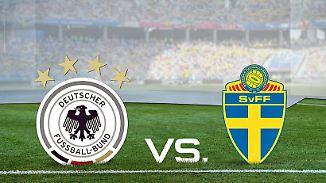 Leipziger Stürmerstar statt König Zlatan: Schweden-Team hat keine Angst vor großen Fußballnationen