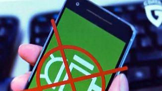 Werkseinstellungen als Einfallstor: Erster Android-Wurm für Smartphones entdeckt