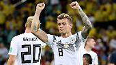 DFB-Elf zittert gegen Schweden: Kroos erlöst den Weltmeister - und sich selbst