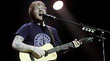 Softpop-Star vs. Umweltschützer: Ed-Sheeran-Konzert steht vor dem Aus
