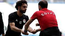 Der Sport-Tag: Tritt Salah zurück? Ägyptens Verband dementiert