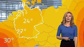 Nach frischem Wochenstart: Der Sommer kommt zurück