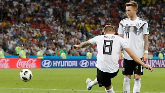 Deutschland im Kroos-Fieber: DFB-Team steht vor nächstem Endspiel gegen Südkorea
