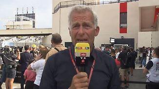 """Danner zum großen Preis von Frankreich: """"Vettel hat sein Rennen schon in der ersten Kurve weggeworfen"""""""