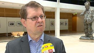"""Ralf Stegner zum Asylstreit in der Union: """"Guckt euch doch mal den Koalitionsvertrag an"""""""