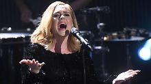 Hello again: Adele arbeitet an neuem Album