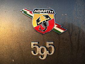 Der Skorpion ist das Markenzeichen von Abarth.