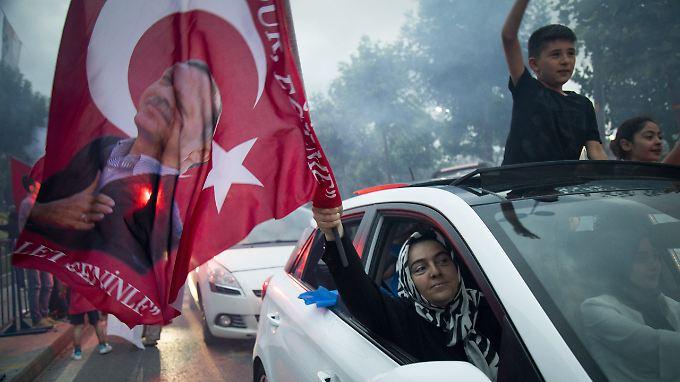 Recep Erdogan hat die Wahl gewonnen. Doch die Wirtschaftskrise in der Türkei geht weiter.